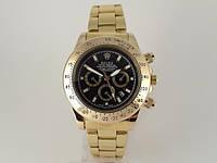 Часы наручные желтые Rolex