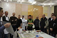 3.03.17 Мастер Класс Kale Istanbul в Харькове...