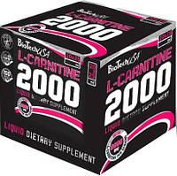 BioTech L-Carnitine Ampule 2000 20*25