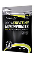 Креатин BioTech 100% Creatine Monohydrate 500g