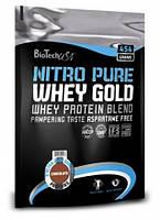 Протеїн BioTech Nitro Pure Whey 454g