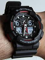 Мужские наручные кварцевые часы Casio