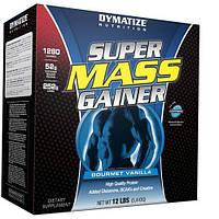 Гейнер Dymatize Super Mass Gainer 5,4kg