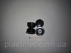 Коліно з внутрішньою різьбою 20 х 1.5 мм пластикова