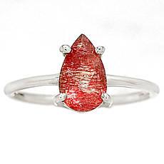 Редкие и экзотические камни, кольца