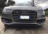 Решетка радиатора Audi A4 S4