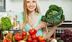 Советы косметолога по здоровому питанию.
