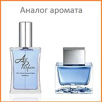 040. Духи 40 мл.  Blue Seduction (Блю Седакшн/Антонио Бандерас) /Antonio Banderas