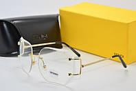 Солнцезащитные очки фигурные Fendi
