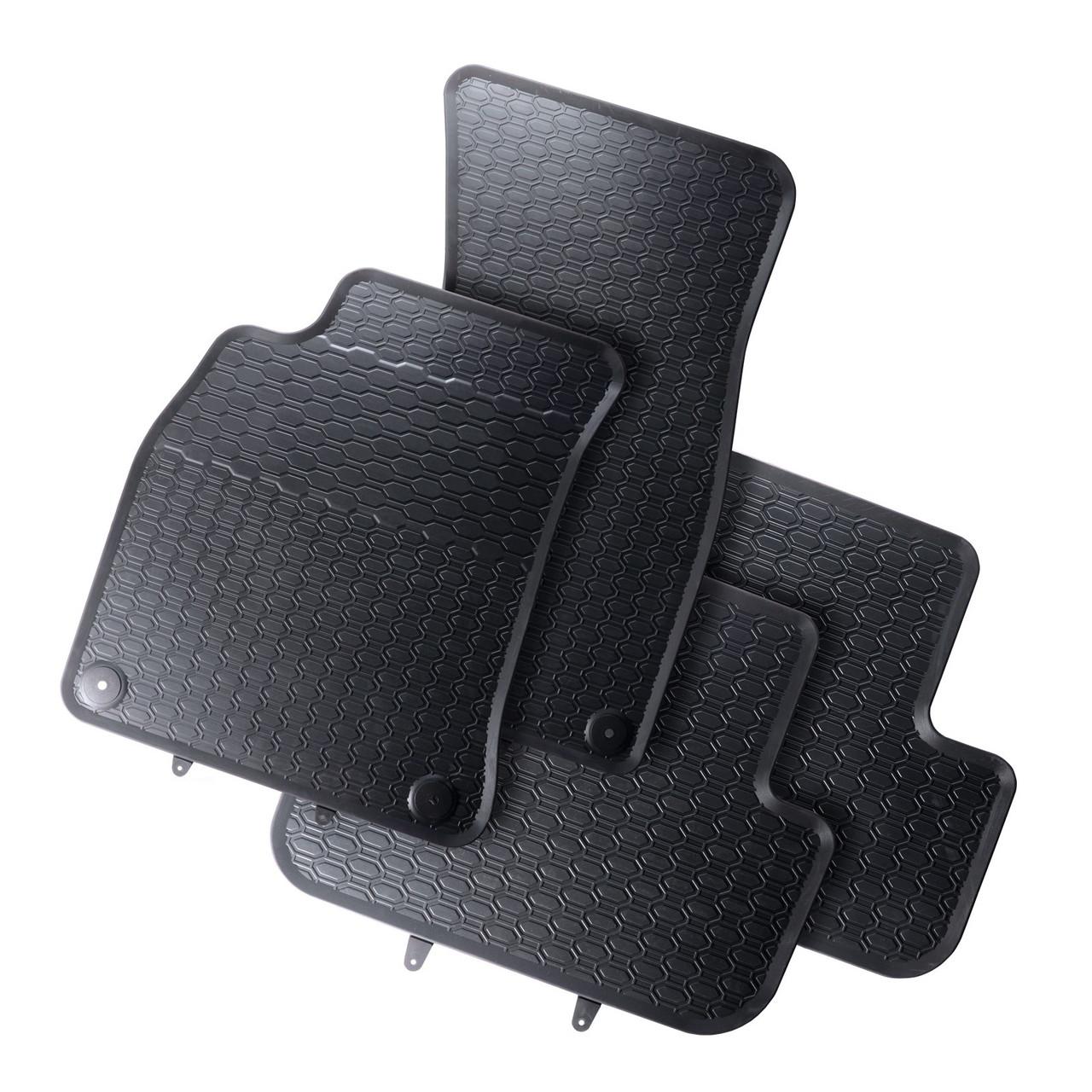 Коврики в салон для Audi A6 II (06-11) (4шт) 840/4C