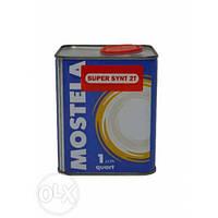 Масло моторное Mostela 2T SUPER SYNT 1л