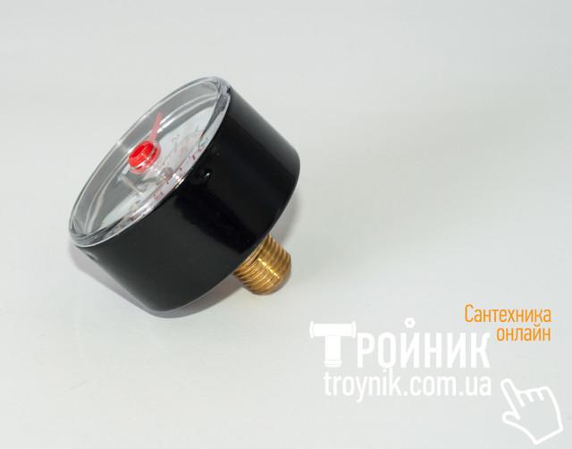 "Манометр фронтальный 1/4"" 0-4 бар 50 мм Evo"