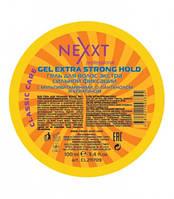 NEXXT Гель для укладки волос экстра сильной фиксации 100 ml