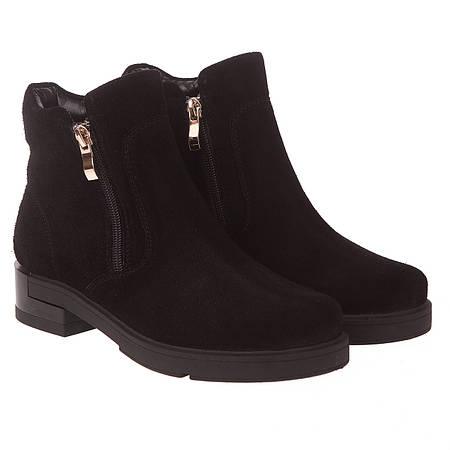 Купить Ботинки женские Kento (чёрные b3dc8668a29b6