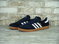 Adidas Samba Dark Blue/White
