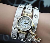 Женские часы с длинным ремешком