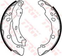 Тормозные колодки задние (без ABS) TRW GS8455 6001551409