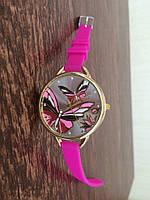 Часы Geneva бабочки