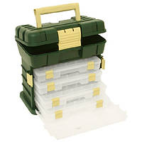 Ящик рыболовный FISHING BOX COMET 3 K3-1076, фото 1