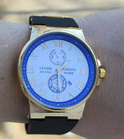 Часы Ulysse Nardin Maxi Marine Blue