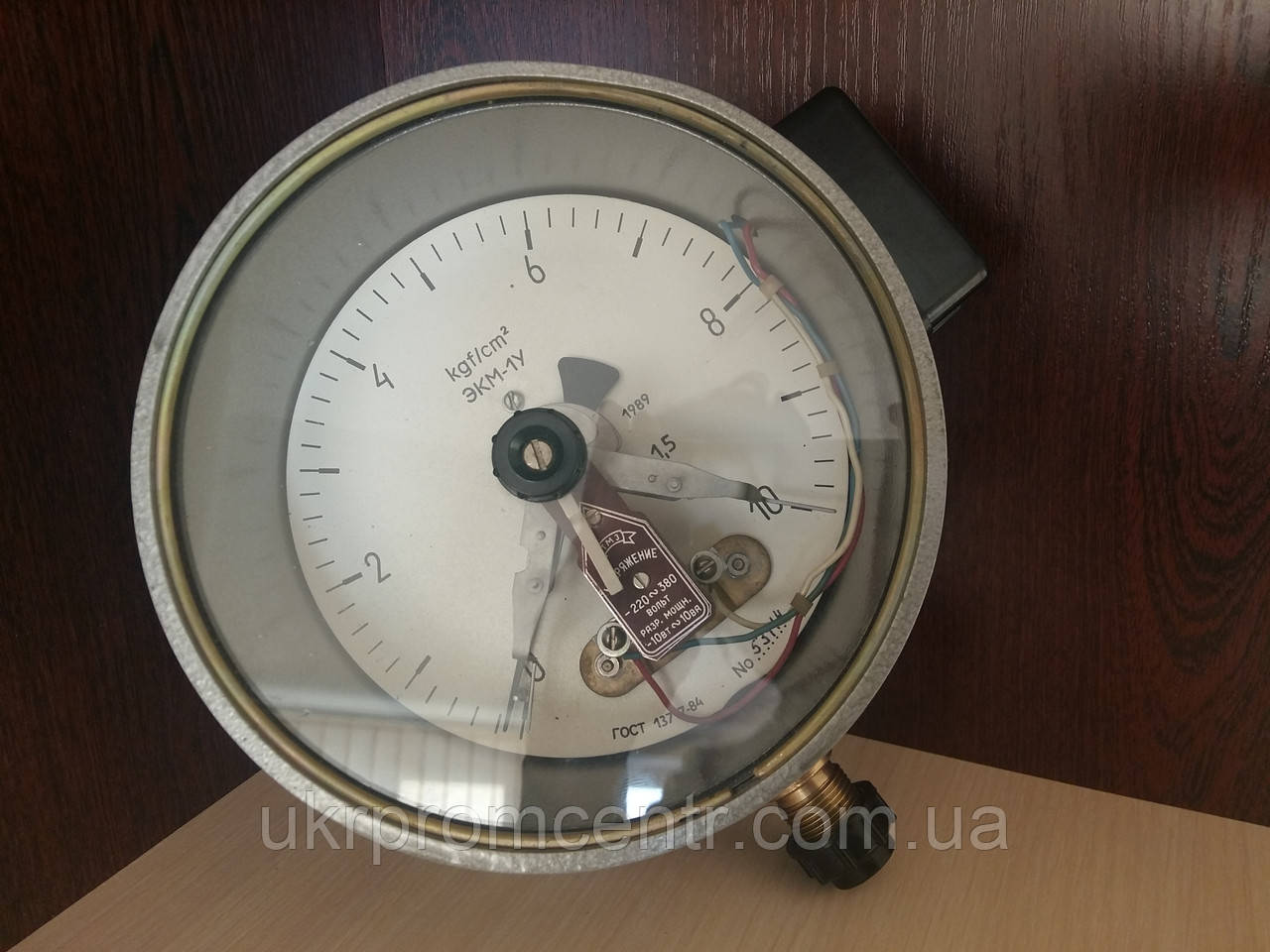 Манометр ЕКМ (ЕКМ-1У, ЕКМ-2У)