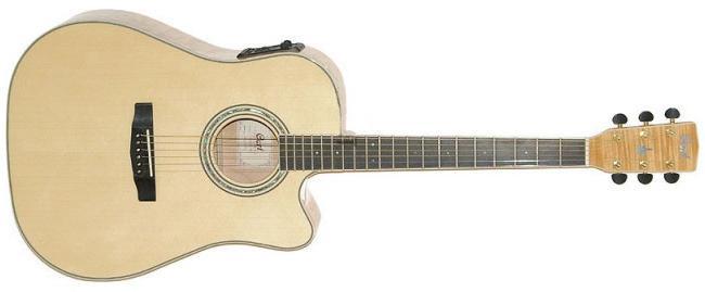 Акустическая гитара c датчиком Cort MR780FX Nat*
