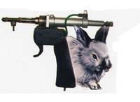 Шприц ветеринарный пневматический для вакцинации кроликов