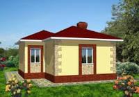 """Проект дома """"Амур"""""""
