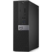DELL OptiPlex 3040SF i5-6500 8GB 500GB DVD Intel Integrated Graphics Win10Pro 64bit War 3Yr NBD