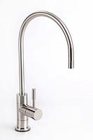 Кран для фильтров воды никель