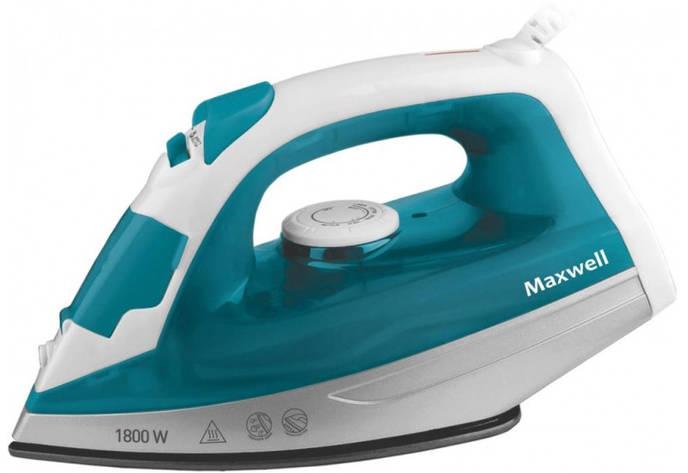 Утюг Maxwell 1800 Вт MW-3056 B, фото 2
