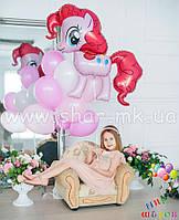Фонтан с персонажем Little Pony