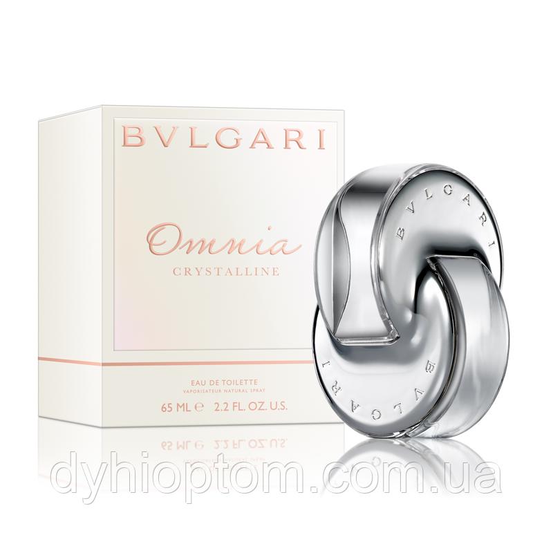 Оптовая женская парфюмерия Bvlgari Omnia Cristaline 65ml парфюм