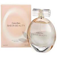 Женская парфюмерия Calvin Klein Sheer Beauty 100 ml