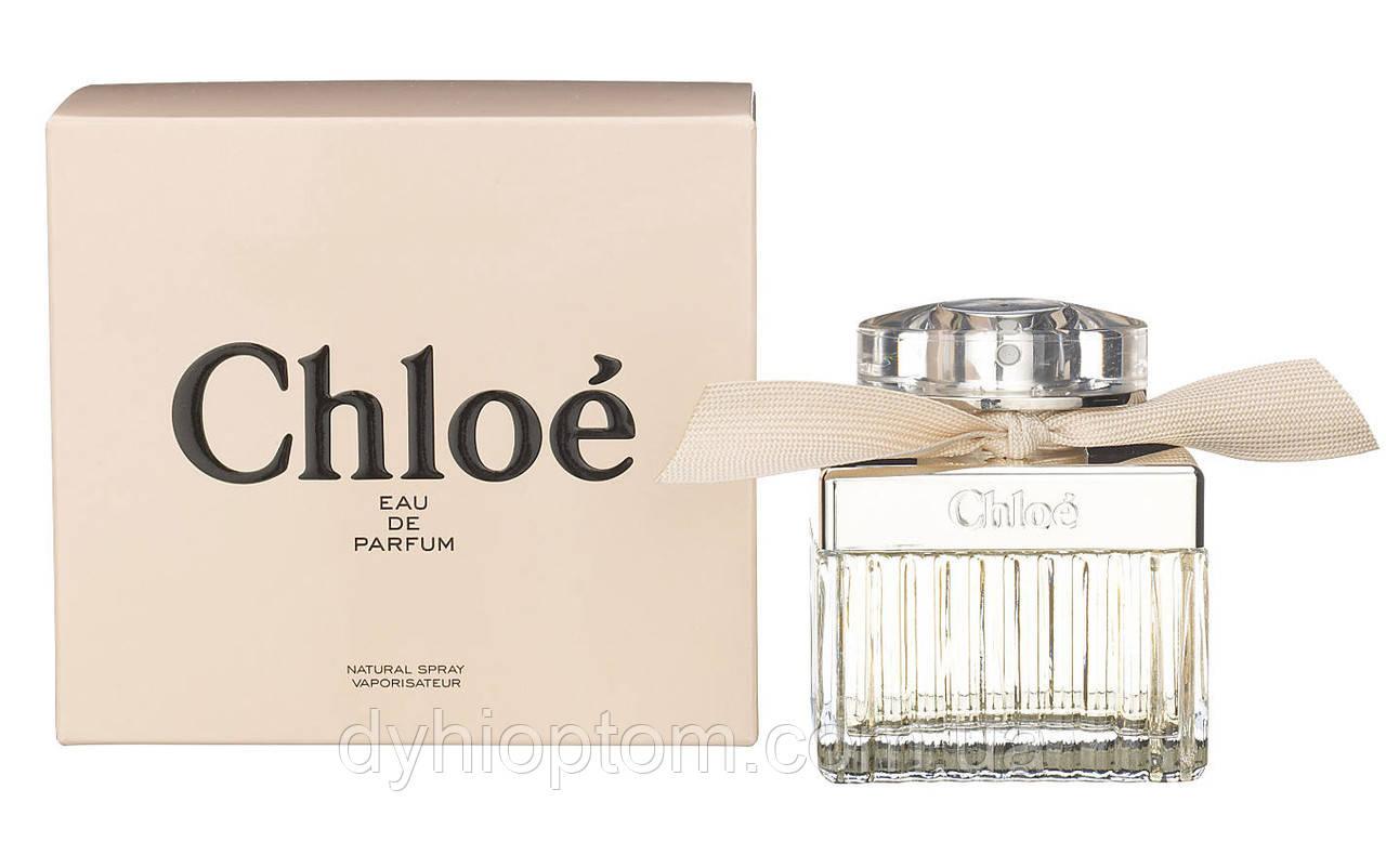 Женская парфюмерия Chloe Eau Parfum 75ml оптом