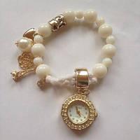 Женские часы-браслет в стиле Пандора