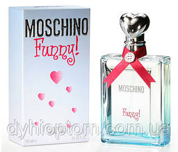 Парфюм женский Moschino Funny 100ml