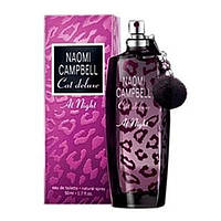 Женская парфюмерия Naomi Campbell Cat Deluxe At Night 75 ml