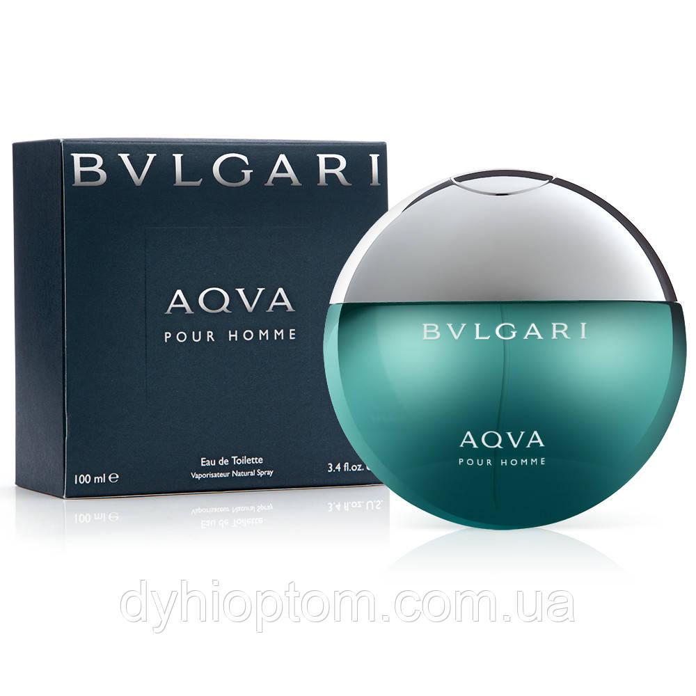 Мужская туалетная вода Bvlgari Aqva 100ml оптом
