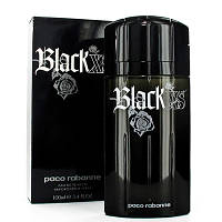 Мужская парфюмерия Paco Rabanne Black Xs 100 ml