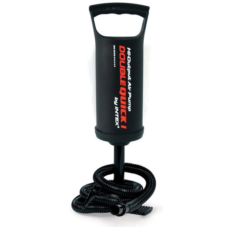 Ручной насос для надувания Intex 68612 (объем 1.5 л, высота насоса 29 см)