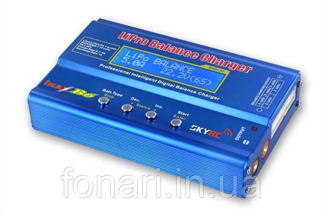 Оригинальное зарядное устройство iMAX B6 от SkyRC