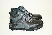 Зимние ботинки на шнуровке, фото 1