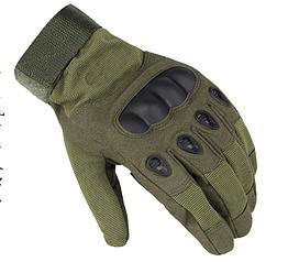 Тактические перчатки Oakley / Blackhawk с защитой костяшек ладони