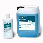 Моющий лосьон (жидкое мыло) Манисофт  с ультра мягкой формулой.