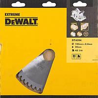 Пильний диск  DeWALT DT4094 (США)