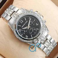 Michael Kors  серебристые часы копия