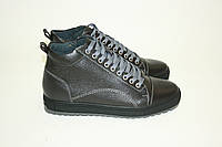 Зимние ботинки Oscar Fur 16160 хаки, фото 1