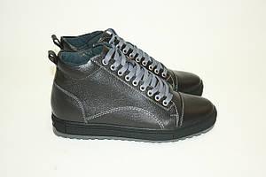 Зимние ботинки Oscar Fur 16160 хаки