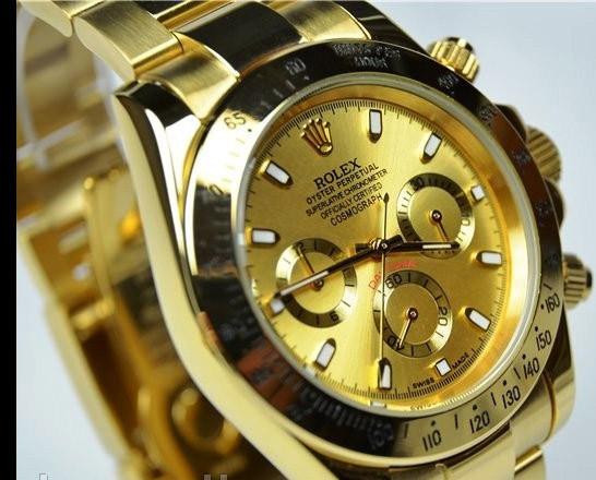 392a9e3dfc4e Часы Rolex Daytona Gold копия - Bigl.ua